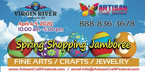 Spring Shopping Jamboree Artisan Craft Festival