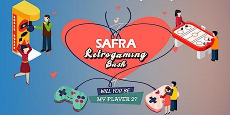 SAFRA Retrogaming Bash tickets