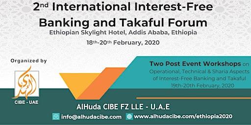 2nd International Interest-Free Banking and Takaful Forum