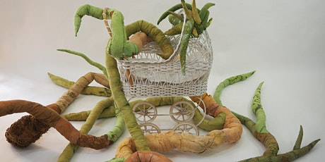 `Create your own plant form with Penelope Campbell. tickets