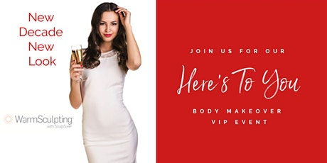 Here's to You Body Makeover Event tickets