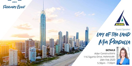Awesome Women in Construction (AWIC) - Networking on the Gold Coast tickets
