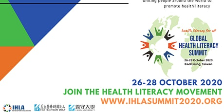 Global Health Literacy Summit 2020 tickets