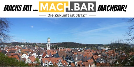 Machs mit Mach.Bar machbar Tickets