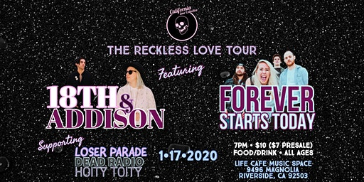 The Reckless Love Tour