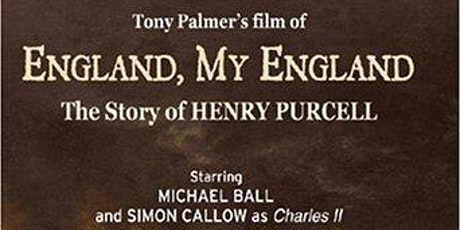 "Presentation of the new luxury edition of the film ""England, My England"" tickets"