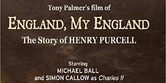 """Presentation of the new luxury edition of the film """"England, My England"""""""