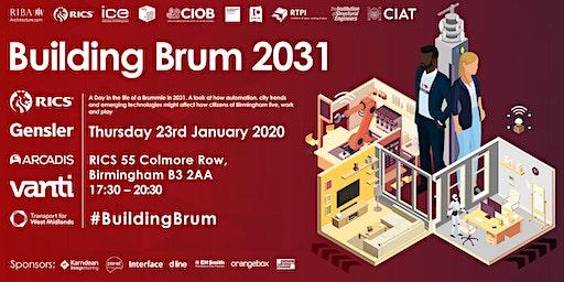 Building Brum 2031