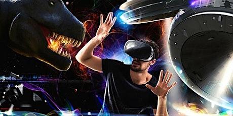 Lab 12 Virtual Reality Middag tickets
