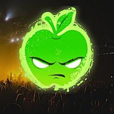 Bad Apple Music logo
