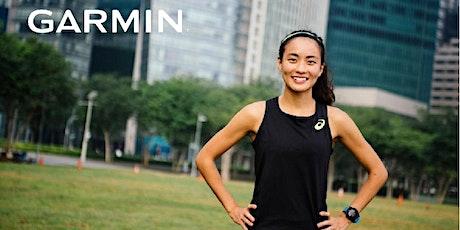 Special Talk: Intro to Garmin Wearables by SEA Games Marathoner and Garmin tickets