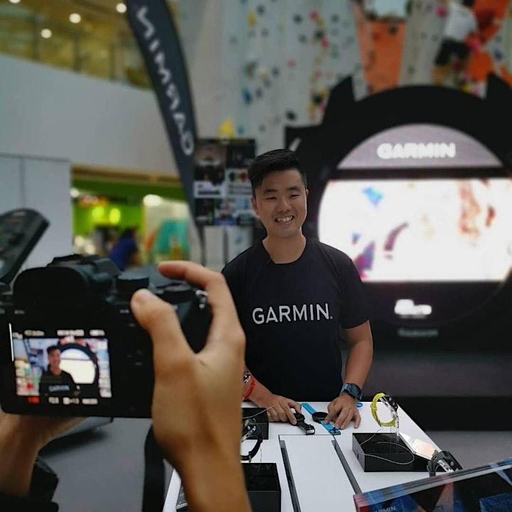 Special Talk: Intro to Garmin Wearables by SEA Games Marathoner and Garmin image