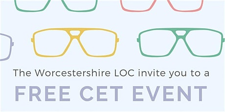 Worcestershire LOC CET Sunday tickets