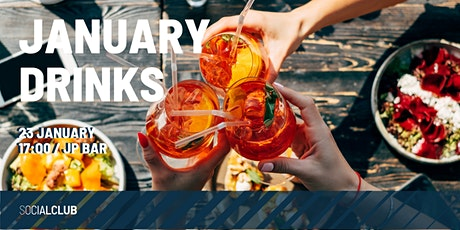 January Drinks WTC Utrecht tickets