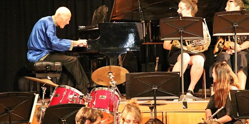 'Fighting fires with music '. Hosted by the Bellingen Youth Orchestra.