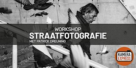 Workshop Straatfotografie tickets