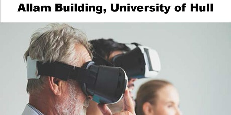 Shaping your Virtual Reality Future in Healthcare (HILS Innovation Day) tickets