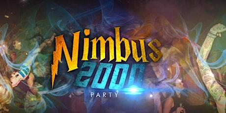 Nimbus 2000 * Die 2000er Party auf 2 Floors Tickets