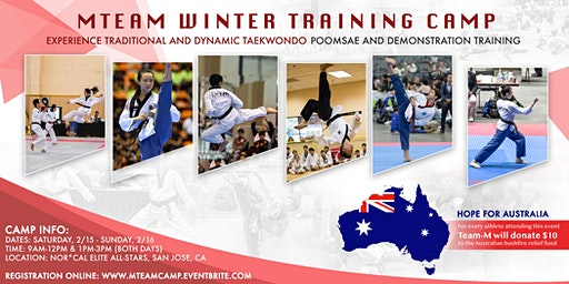 2020 Team-M Winter Training Camp