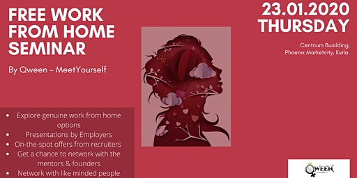 Free Work From Home Seminar By Qween