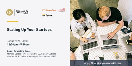 Scaling Up Your Startups (Deposit Required)* tickets