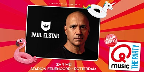 Qmusic the Party XL - 4uur FOUT! in Rotterdam (Zuid-Holland) 09-05-2020 tickets