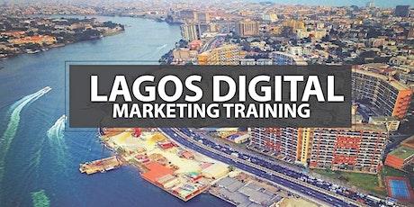 The Lagos Digital Marketing Training tickets