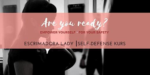 Escrimadora Lady Self-Defense Kurs