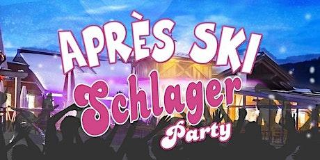 Aprés Ski Schlager Party Tickets