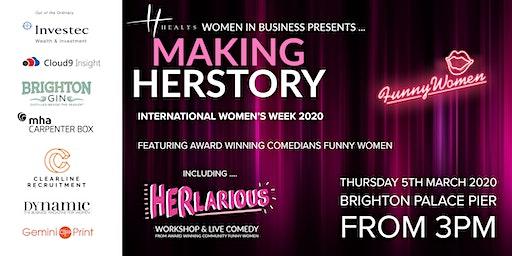 MAKING HERSTORY  - International Women's Week 2020