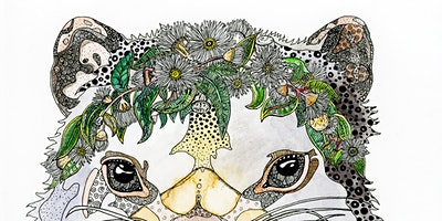 'Pen and Watercolour - Flora and Fauna' with Zinia King