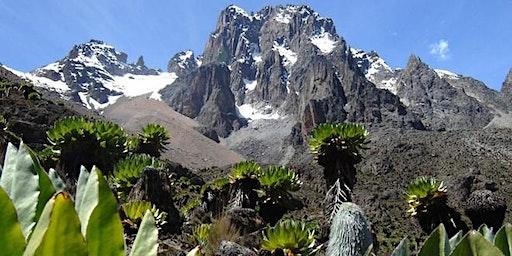 10 days climbing Mt. Kenya Naromoru Chogoria Route