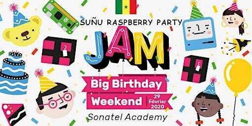 Suñu Raspberry party II