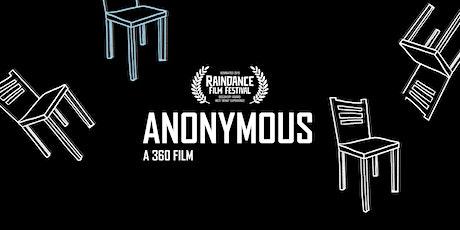 Anonymous 360 Screening - Digital Catapult tickets