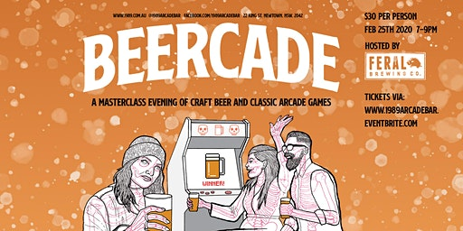 Beercade! Feral Brewing Company