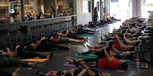 Modo Yoga at High Bank Distillery