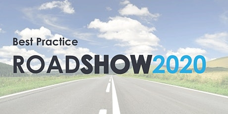 Best Practice Roadshow tickets