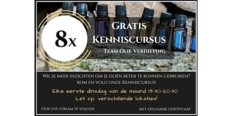 Kenniscursus - 2 juni 2019 - Stress en slaap tickets