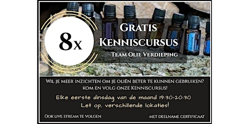 Kenniscursus - 2 juni 2019 - Stress en slaap