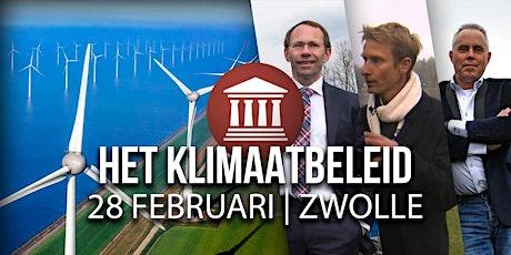 Klimaatpanel Overijssel tickets