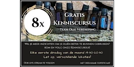 Kenniscursus - 6 oktober 2019 - Gezond leven tickets