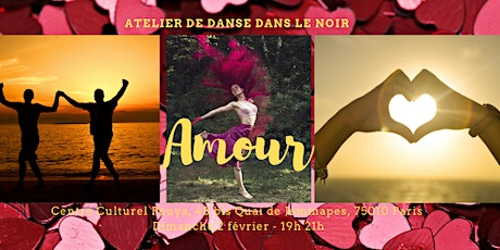 FreeStyle Dance Lights Off ❣  Amour ❣ billets
