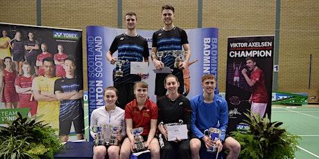 Yonex Scottish National Badminton Championships 2020 tickets