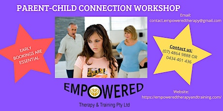 Parent-Child Connection Workshop Gold Coast tickets