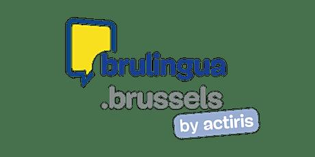 Informatiesessie Brulingua (NL) - Januari - Actiris tickets