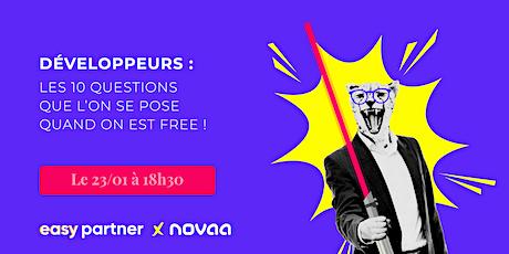 10 questions que se posent les développeurs freelances ! tickets