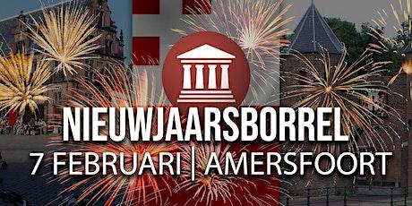 Nieuwjaarsborrel FVD Utrecht tickets
