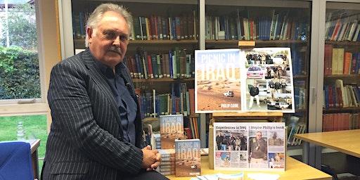 Meet the Author ~ Philip Caine (Knott End)