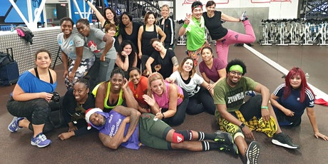 Azontoboxercise Fitness Party tickets