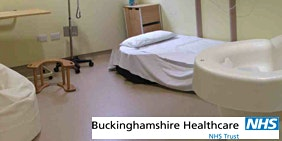 Tour of Maternity Unit at Stoke Mandeville Hospital with Anne 2nd February 2020